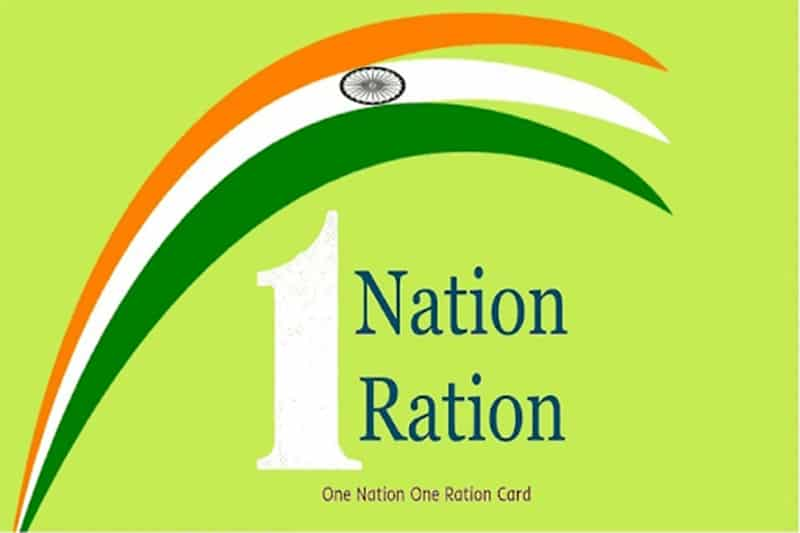One nation One Ration Card ONORC